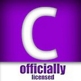 mark for C OFFICIALLY LICENSED, trademark #85796509