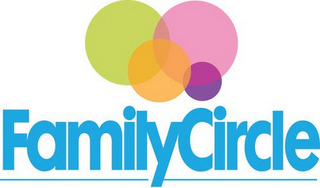 mark for FAMILY CIRCLE, trademark #85796537