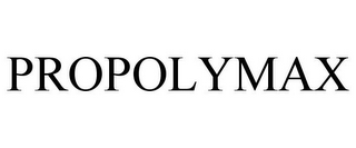 mark for PROPOLYMAX, trademark #85796597