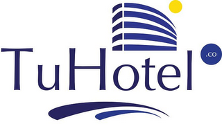 mark for TUHOTEL.CO, trademark #85796671