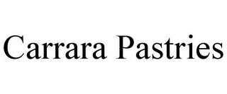 mark for CARRARA PASTRIES, trademark #85796754