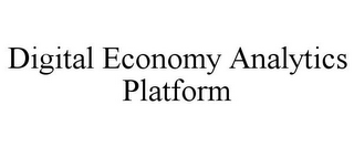 mark for DIGITAL ECONOMY ANALYTICS PLATFORM, trademark #85797157