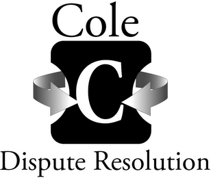 mark for COLE C DISPUTE RESOLUTION, trademark #85797307