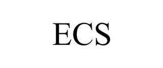 mark for ECS, trademark #85797332