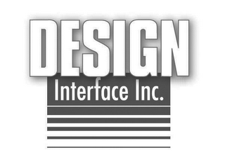 mark for DESIGN INTERFACE INC., trademark #85797351
