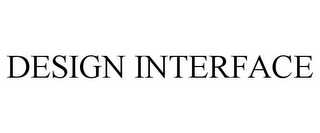 mark for DESIGN INTERFACE, trademark #85797358