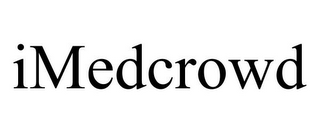 mark for IMEDCROWD, trademark #85797499