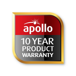 mark for APOLLO 10 YEAR PRODUCT WARRANTY, trademark #85797532