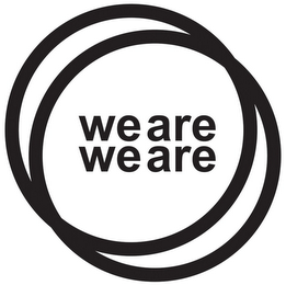 mark for WE ARE WE ARE, trademark #85797555