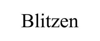 mark for BLITZEN, trademark #85797675
