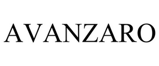 mark for AVANZARO, trademark #85797843