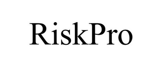 mark for RISKPRO, trademark #85797858