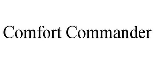 mark for COMFORT COMMANDER, trademark #85797927