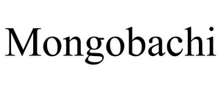 mark for MONGOBACHI, trademark #85798194