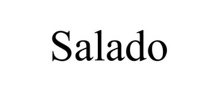 mark for SALADO, trademark #85798682