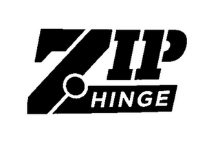 mark for ZIP HINGE, trademark #85798802