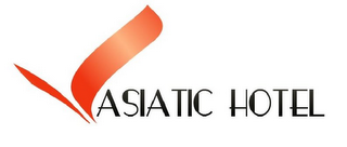mark for ASIATIC HOTEL, trademark #85799222