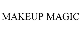 mark for MAKEUP MAGIC, trademark #85799349