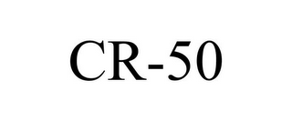 mark for CR-50, trademark #85799550