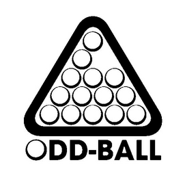 mark for ODD-BALL, trademark #85799559