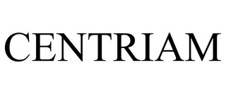 mark for CENTRIAM, trademark #85799624