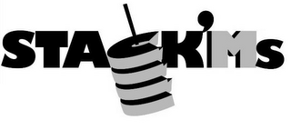 mark for STACK'MS, trademark #85799839