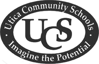 mark for UCS UTICA COMMUNITY SCHOOLS IMAGINE THEPOTENTIAL, trademark #85800160