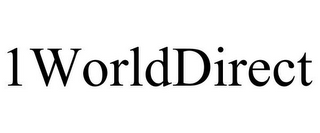 mark for 1WORLDDIRECT, trademark #85800375