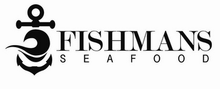 mark for FISHMANS S E A F O O D, trademark #85800393