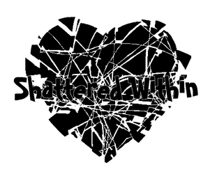 mark for SHATTERED WITHIN, trademark #85800499