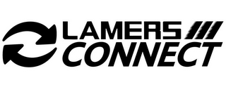 mark for LAMERS CONNECT, trademark #85800704