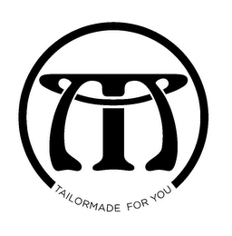 mark for TAILORMADE FOR YOU, trademark #85800705