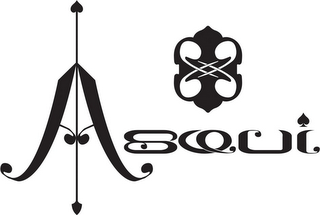 mark for ASQUI, trademark #85800719