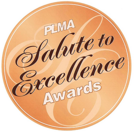 mark for ES PLMA SALUTE TO EXCELLENCE AWARDS, trademark #85800753
