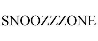 mark for SNOOZZZONE, trademark #85800766