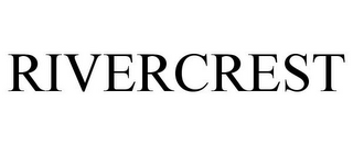 mark for RIVERCREST, trademark #85801055