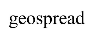 mark for GEOSPREAD, trademark #85801080