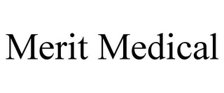 mark for MERIT MEDICAL, trademark #85801215