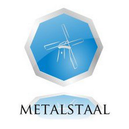 mark for METALSTAAL, trademark #85801255