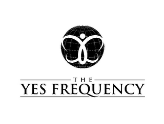 mark for THE YES FREQUENCY, trademark #85801345