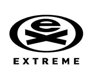 mark for EX EXTREME, trademark #85801536
