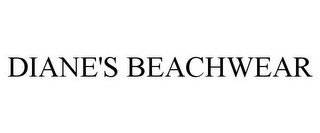 mark for DIANE'S BEACHWEAR, trademark #85801716