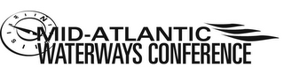 mark for MID-ATLANTIC WATERWAYS CONFERENCE, trademark #85801752