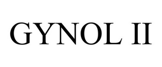 mark for GYNOL II, trademark #85801818