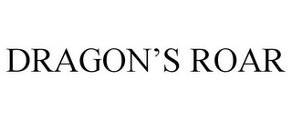 mark for DRAGON'S ROAR, trademark #85802104