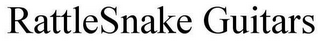 mark for RATTLESNAKE GUITARS, trademark #85802294