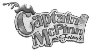 mark for CAPTAIN MCFINN AND FRIENDS, trademark #85802317