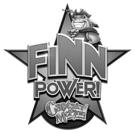 mark for FINN POWER, trademark #85802323