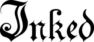 mark for INKED, trademark #85802383