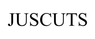 mark for JUSCUTS, trademark #85802384